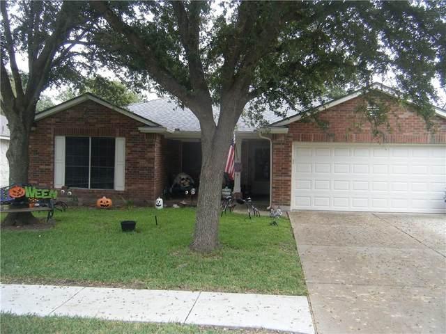 2320 Vernell Way, Round Rock, TX 78664 (#9077380) :: Papasan Real Estate Team @ Keller Williams Realty