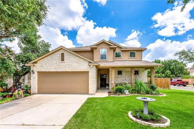 2200 Barnett Dr, Cedar Park, TX 78613 (#9077492) :: Ben Kinney Real Estate Team
