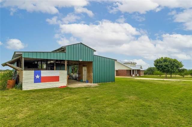 552 Ater Ranch Est, Bertram, TX 78605 (MLS #9078347) :: Brautigan Realty