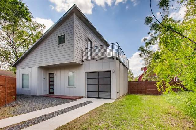 1106 Tillery St #2, Austin, TX 78702 (#9080685) :: Papasan Real Estate Team @ Keller Williams Realty
