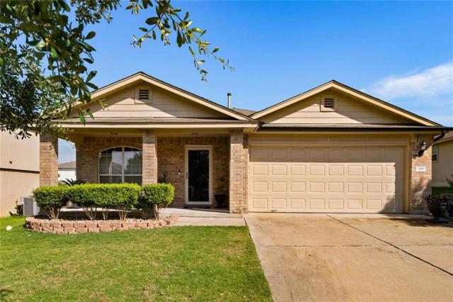 446 Paddington Dr, Kyle, TX 78640 (#9081383) :: Zina & Co. Real Estate