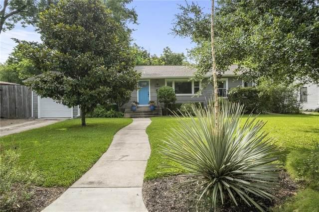 5805 Bull Creek Rd, Austin, TX 78756 (#9081605) :: Umlauf Properties Group