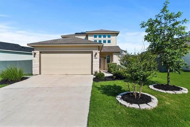 9920 Comely Bnd, Manor, TX 78653 (#9083480) :: Tai Earthman | Keller Williams Realty