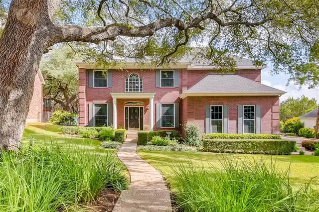 2731 Creeks Edge Pkwy, Austin, TX 78733 (#9083667) :: Papasan Real Estate Team @ Keller Williams Realty