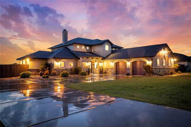224 Creekwood Dr, Gonzales, TX 78629 (#9084061) :: Watters International
