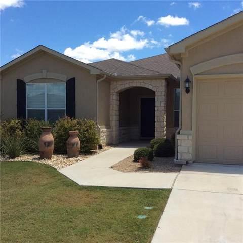 205 Mckittrick Ridge Rd, Georgetown, TX 78633 (#9084194) :: All City Real Estate