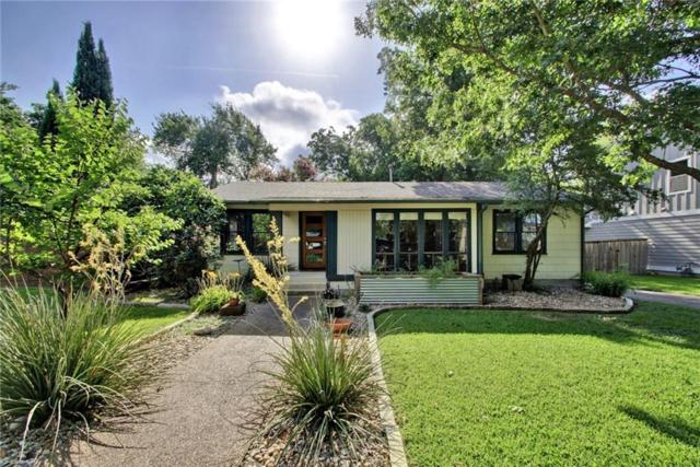 5011 W Frances Pl, Austin, TX 78731 (#9084403) :: Realty Executives - Town & Country