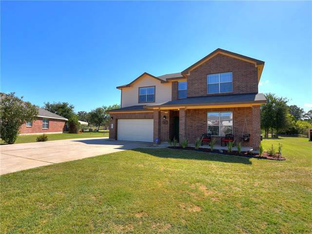 102 Parkland Dr, Cedar Creek, TX 78612 (#9085577) :: The Perry Henderson Group at Berkshire Hathaway Texas Realty