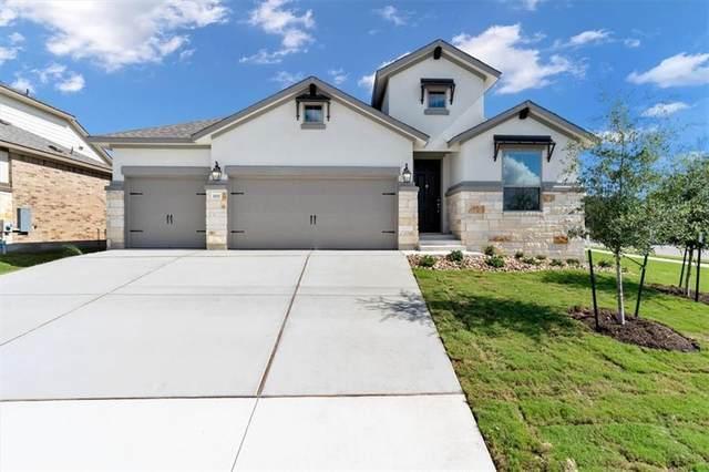 100 Scenic Hills Cir, Georgetown, TX 78628 (#9087645) :: Papasan Real Estate Team @ Keller Williams Realty