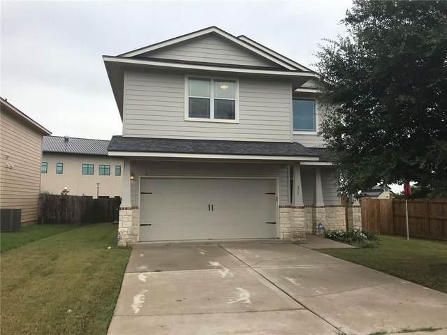 517 W Metcalfe St, Hutto, TX 78634 (#9088957) :: Lauren McCoy with David Brodsky Properties