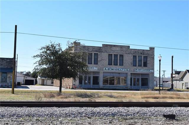 130 W Hwy 29, Bertram, TX 78605 (#9089491) :: Lancashire Group at Keller Williams Realty