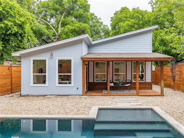 2715 Francisco St, Austin, TX 78702 (#9089505) :: Papasan Real Estate Team @ Keller Williams Realty