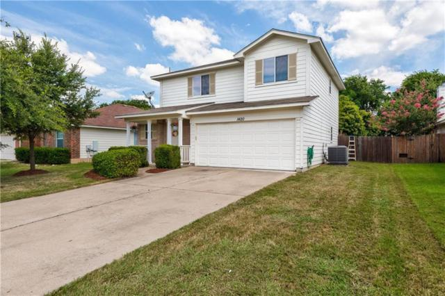 1420 Kenneys Way, Round Rock, TX 78665 (#9090875) :: Zina & Co. Real Estate