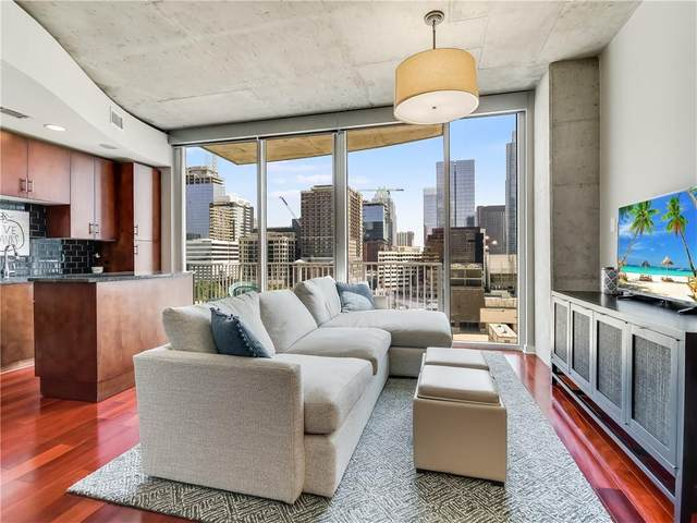 360 Nueces St #1009, Austin, TX 78701 (#9091232) :: Papasan Real Estate Team @ Keller Williams Realty