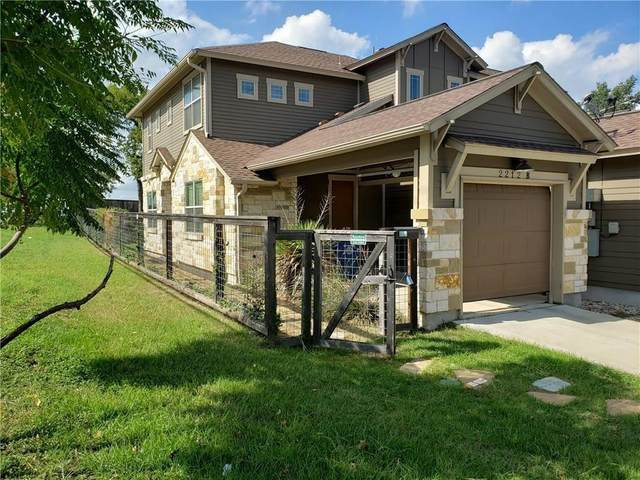 2212 Schriber St B, Austin, TX 78704 (#9091456) :: Watters International