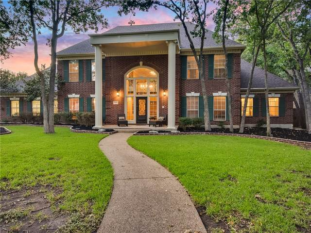 1922 Plantation Dr, Round Rock, TX 78681 (#9093317) :: The Perry Henderson Group at Berkshire Hathaway Texas Realty