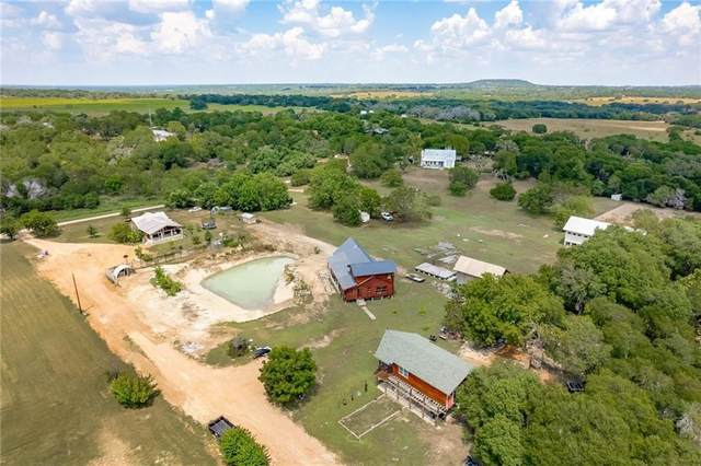 250 N Bear Creek Trl, Liberty Hill, TX 78642 (#9094070) :: Papasan Real Estate Team @ Keller Williams Realty