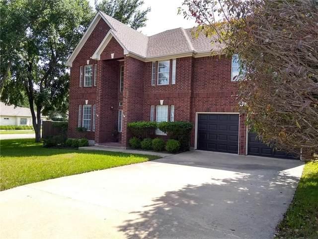 30500 La Quinta Dr, Georgetown, TX 78628 (#9098460) :: First Texas Brokerage Company