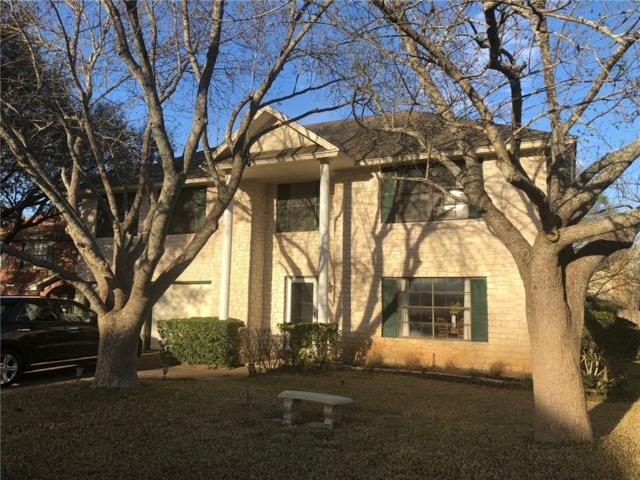17601 Columbia Falls Cv, Round Rock, TX 78681 (#9099752) :: 12 Points Group