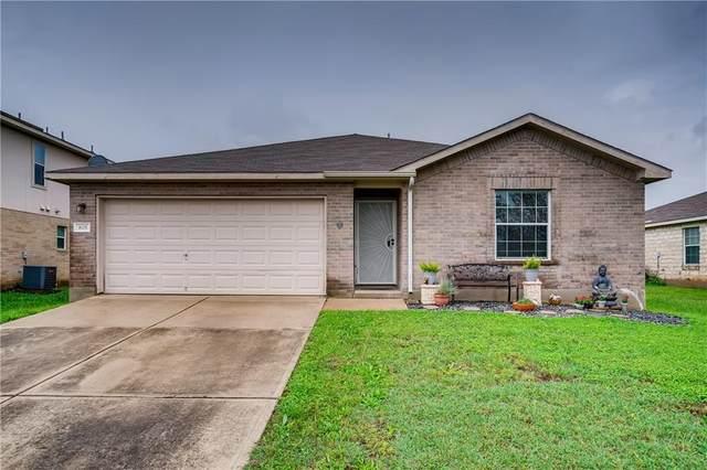805 Estancia Way, Leander, TX 78641 (#9100030) :: Papasan Real Estate Team @ Keller Williams Realty
