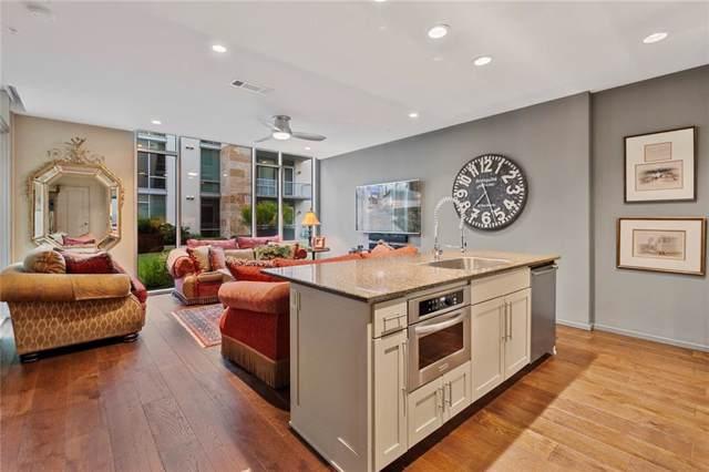 1600 Barton Springs Rd #1102, Austin, TX 78704 (#9101800) :: Papasan Real Estate Team @ Keller Williams Realty
