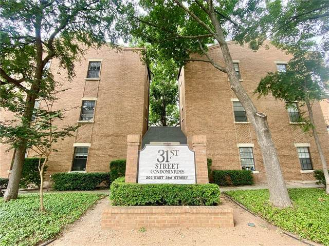 203 E 31st St #304, Austin, TX 78705 (#9102386) :: Papasan Real Estate Team @ Keller Williams Realty