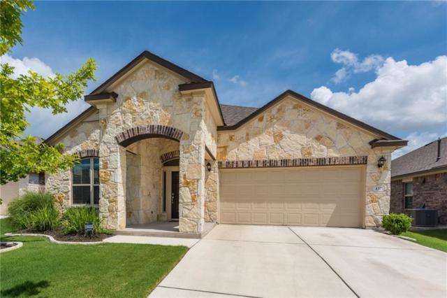 437 Longhorn Cavern Rd, Leander, TX 78641 (#9102945) :: Forte Properties