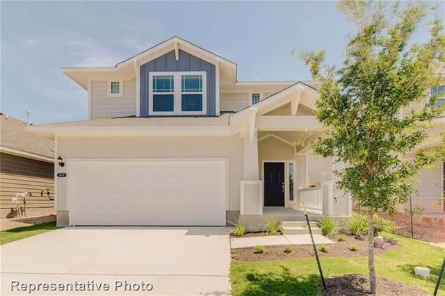6910 Pleasanton Way, Pflugerville, TX 78660 (#9102978) :: Papasan Real Estate Team @ Keller Williams Realty