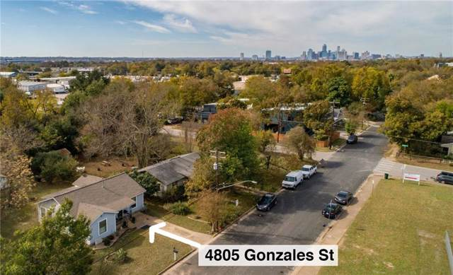 4805 Gonzales St, Austin, TX 78702 (#9104245) :: Ana Luxury Homes