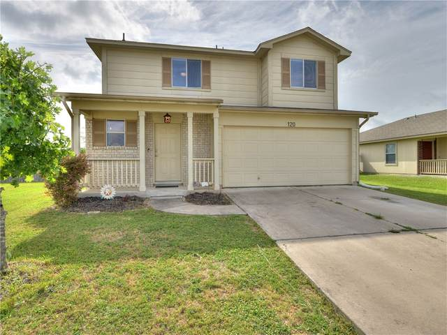 120 Bayliss St, Hutto, TX 78634 (#9104606) :: The Perry Henderson Group at Berkshire Hathaway Texas Realty