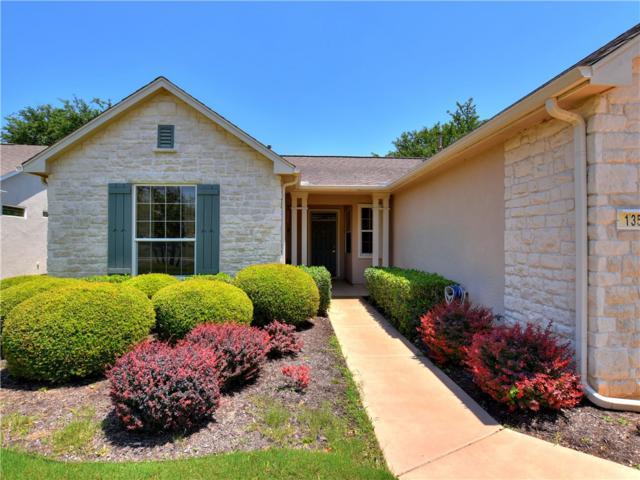 135 Blazing Star Dr, Georgetown, TX 78633 (#9105560) :: Douglas Residential
