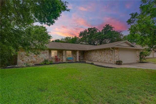 11305 Timbrook Trl, Austin, TX 78750 (#9106114) :: The Heyl Group at Keller Williams