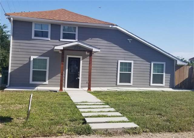 404 E 3rd St, Taylor, TX 76574 (#9107607) :: 12 Points Group