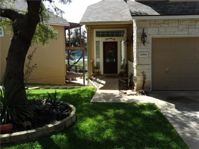 20969 Waterside Dr #32, Lago Vista, TX 78645 (#9108988) :: Ana Luxury Homes