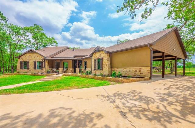 1011 Old Mcdade Rd, Elgin, TX 78621 (#9110003) :: The Summers Group