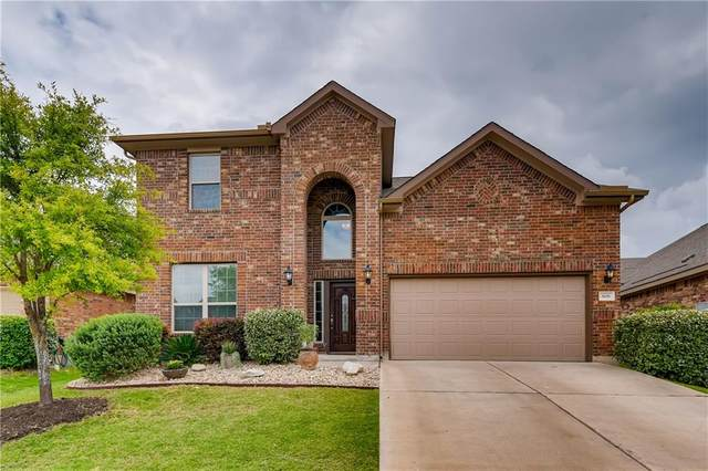 806 Allende Bnd, Austin, TX 78748 (#9111427) :: Ben Kinney Real Estate Team