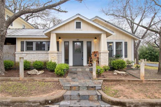 502 Silver Maple St, Fredericksburg, TX 78624 (#9112205) :: Papasan Real Estate Team @ Keller Williams Realty