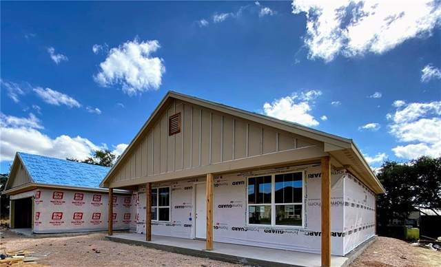 105 Avery Spur, Burnet, TX 78611 (MLS #9112557) :: Brautigan Realty
