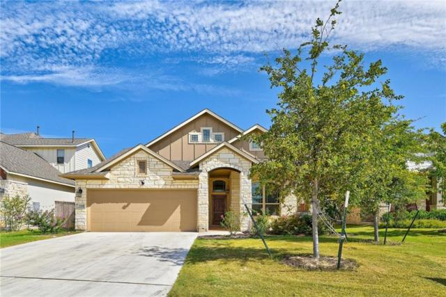 728 Blue Agave Ln, Georgetown, TX 78626 (#9114209) :: Realty Executives - Town & Country