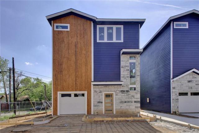 1148 Webberville Rd #1, Austin, TX 78721 (#9114434) :: Papasan Real Estate Team @ Keller Williams Realty