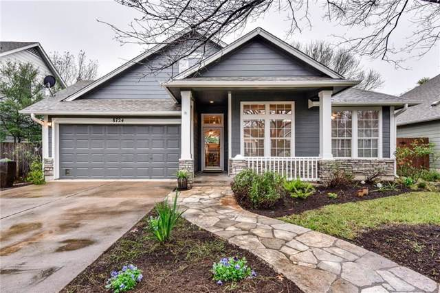 8724 Little Laura Dr, Austin, TX 78757 (#9115750) :: The Perry Henderson Group at Berkshire Hathaway Texas Realty