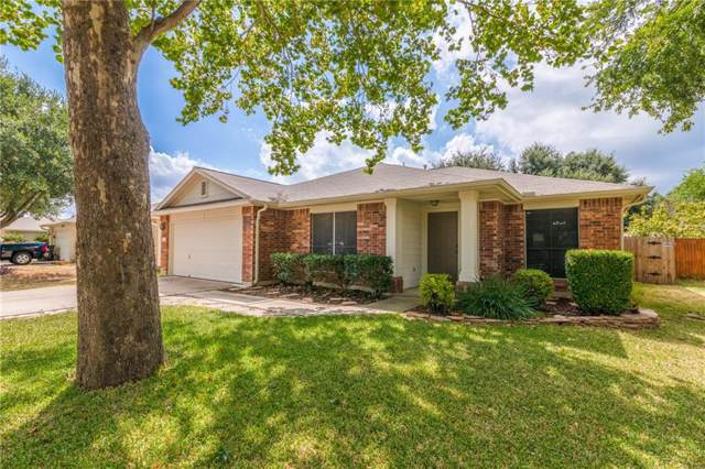 2330 Vernell Way, Round Rock, TX 78664 (#9116551) :: The Heyl Group at Keller Williams