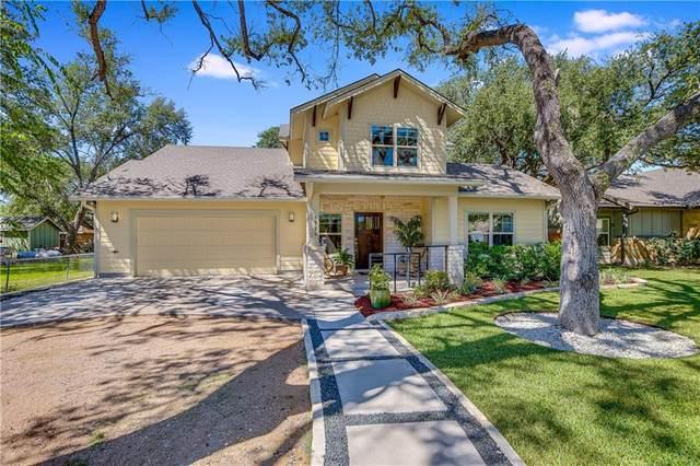 1722 Leander St, Georgetown, TX 78626 (#9117622) :: Papasan Real Estate Team @ Keller Williams Realty