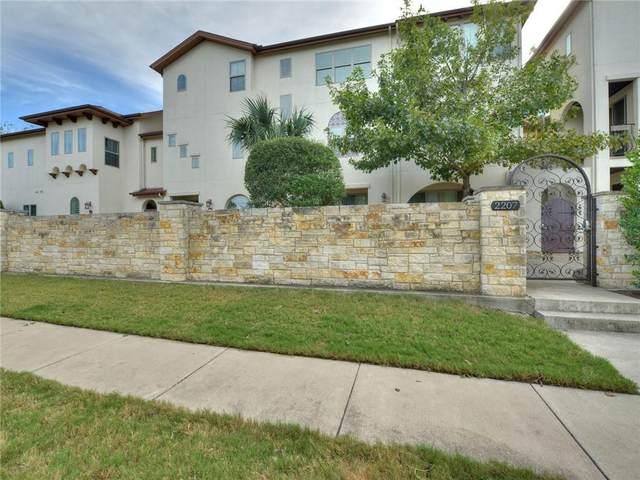 2207 Pasadena Dr #1, Austin, TX 78757 (#9117831) :: Papasan Real Estate Team @ Keller Williams Realty