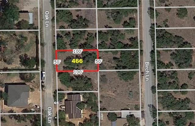 466 Oak Ln, Cottonwood Shores, TX 78657 (#9121723) :: Watters International