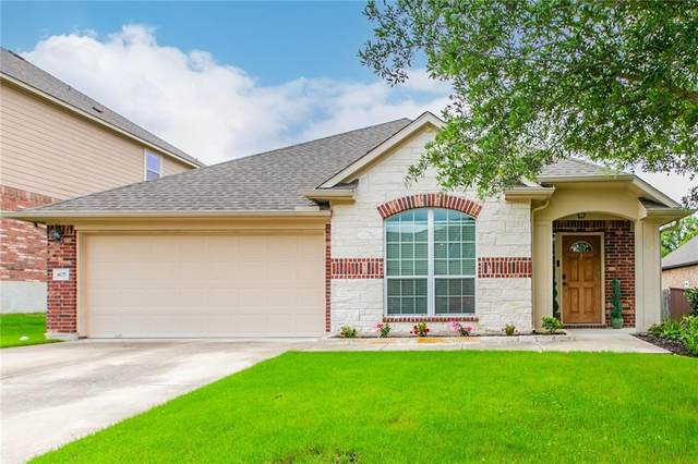 405 Silver Trl, Round Rock, TX 78664 (#9122651) :: The Perry Henderson Group at Berkshire Hathaway Texas Realty