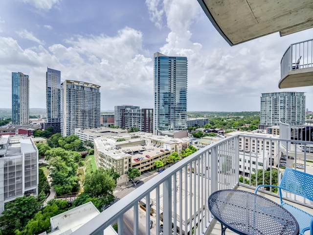 360 Nueces St #1414, Austin, TX 78701 (#9123868) :: Azuri Group | All City Real Estate