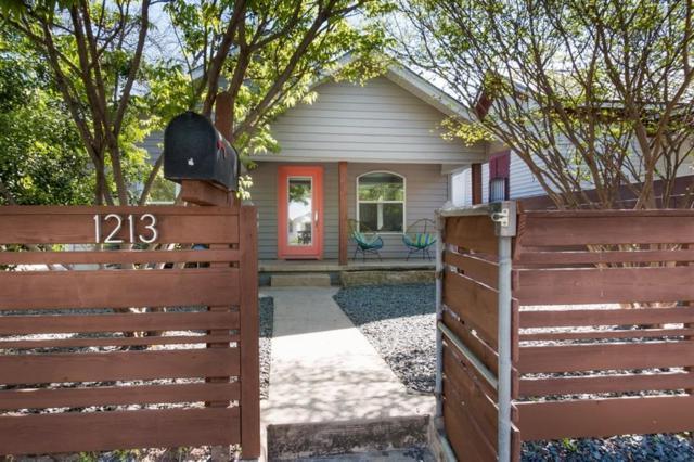 1213 Canterbury St, Austin, TX 78702 (#9124412) :: Zina & Co. Real Estate