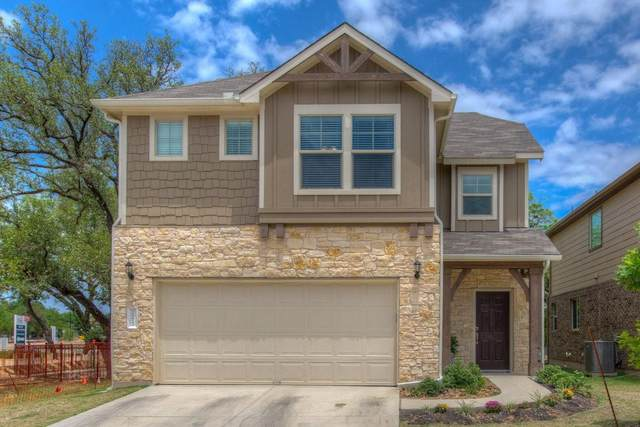 10412 W Turnbull Loop E #33, Austin, TX 78717 (MLS #9125265) :: Vista Real Estate