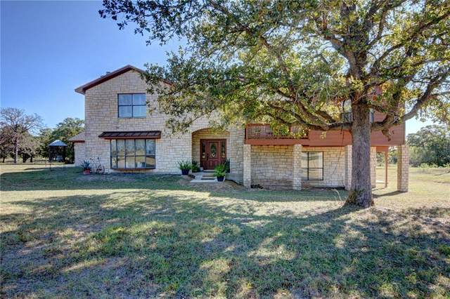 847 Highway 95, Smithville, TX 78957 (MLS #9125580) :: Vista Real Estate